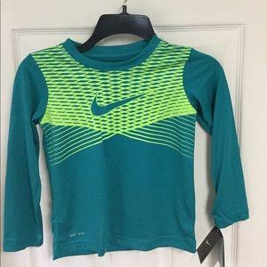 Nike Dri-Fit  Sz 6 Shirt